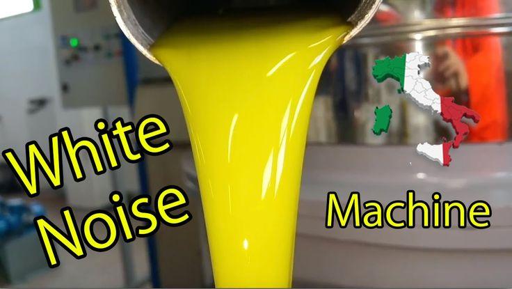 Can't Sleep? Try the  White Noise Machine Italian Oil