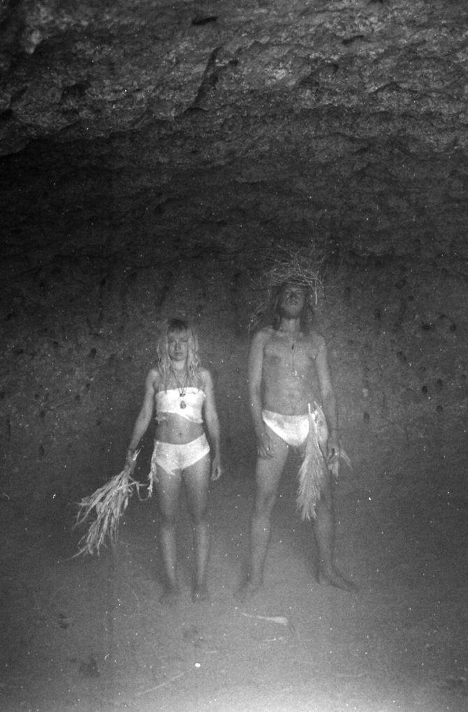 The Cave - kat hanula