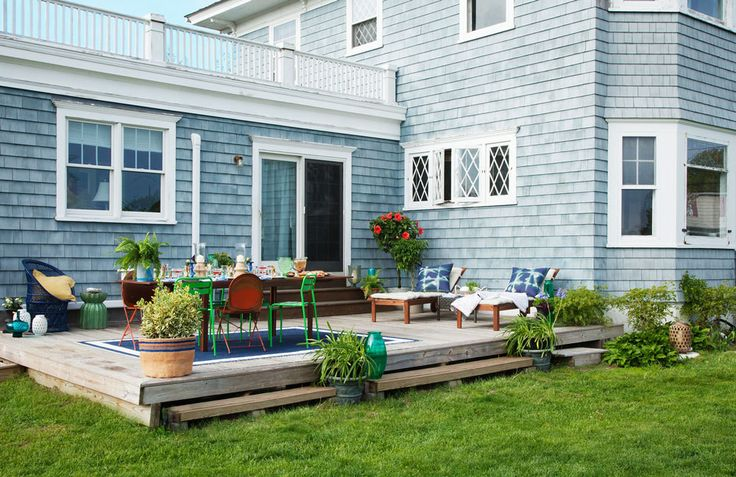 Five Easy Pieces to Transform Your Outdoor Space - June 2014  - Lonny