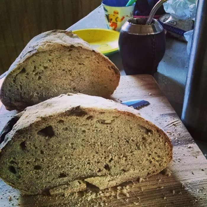 Pan de verdad sólo con harina, sal y agua | Ecocosas