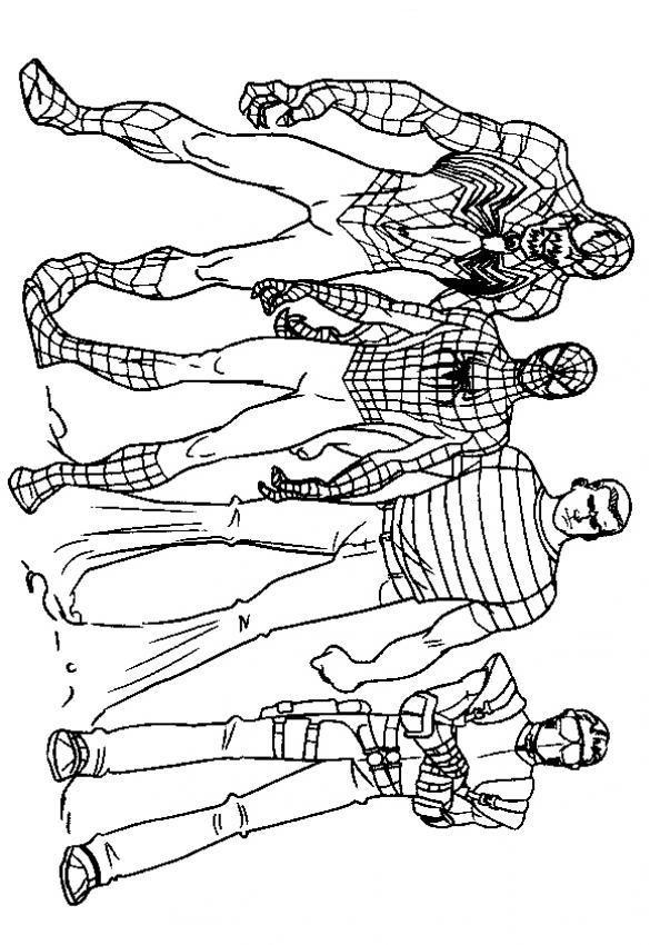 Kleurplaat Nick En Simon Kleurplaat Thundermans Kidkleurplaat Nl