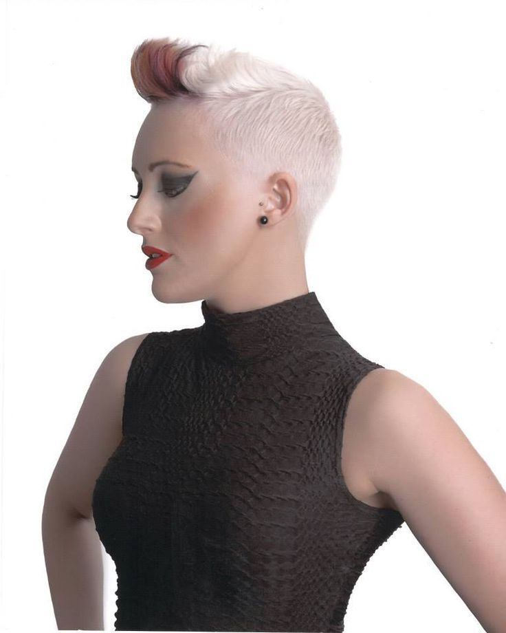 17 Best ideas about Short Shaved Hairstyles on Pinterest ...