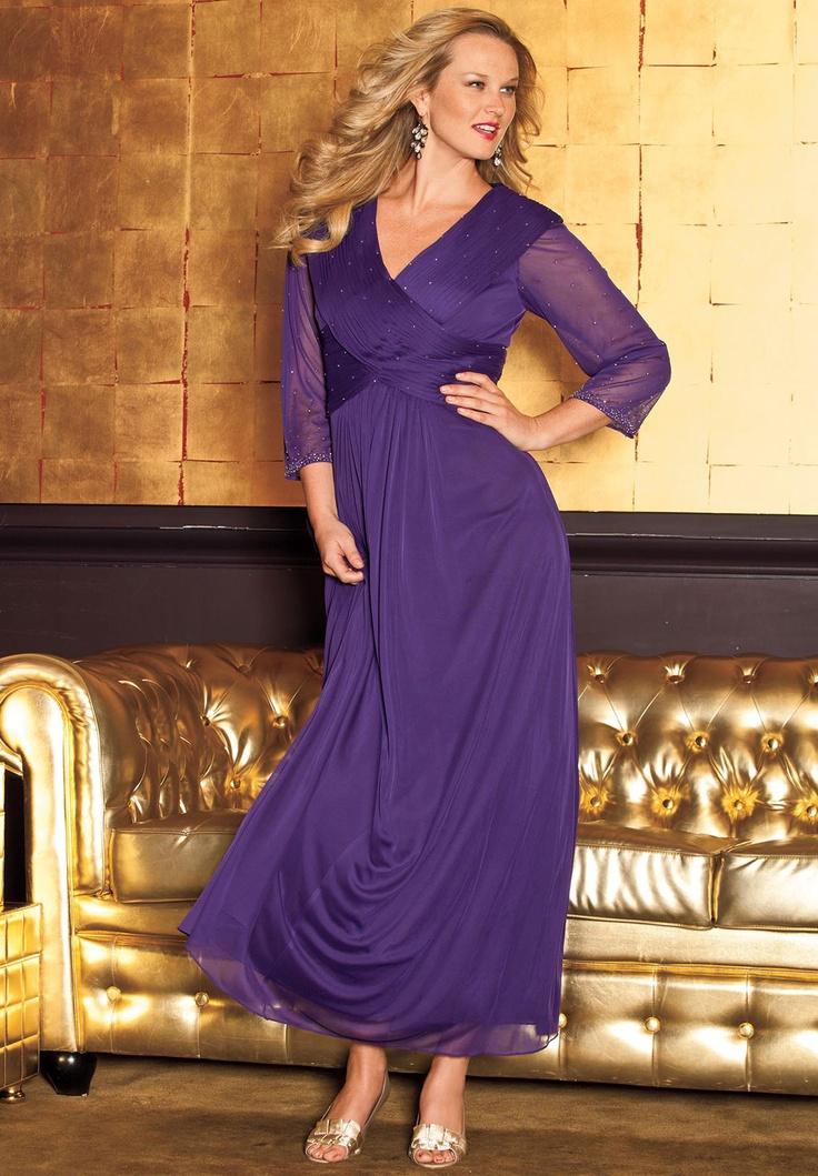 Jessica London Plus Size Cocktail Dresses