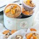 Dinkelmuffins med frukt & nötter - Recept från Mitt kök - Mitt Kök
