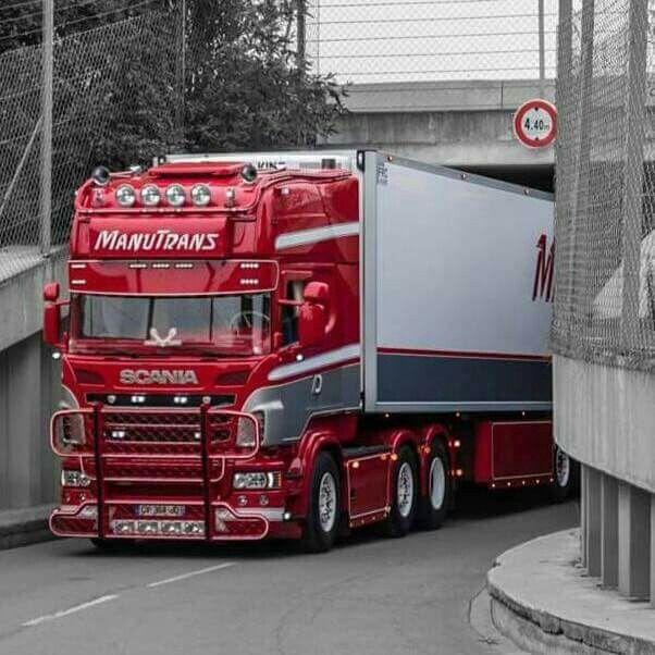 Scania , la France