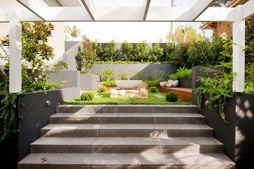 Hodge - contemporary - Landscape - Sydney - Sitedesign + Studios