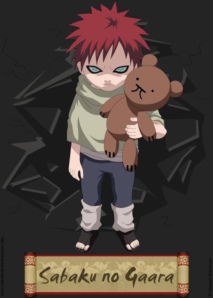 71 best Sabaku no Gaara images on Pinterest | Anime naruto ... Gaara And Naruto Kids