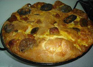 Arroz con costra, plato típico del Levante español