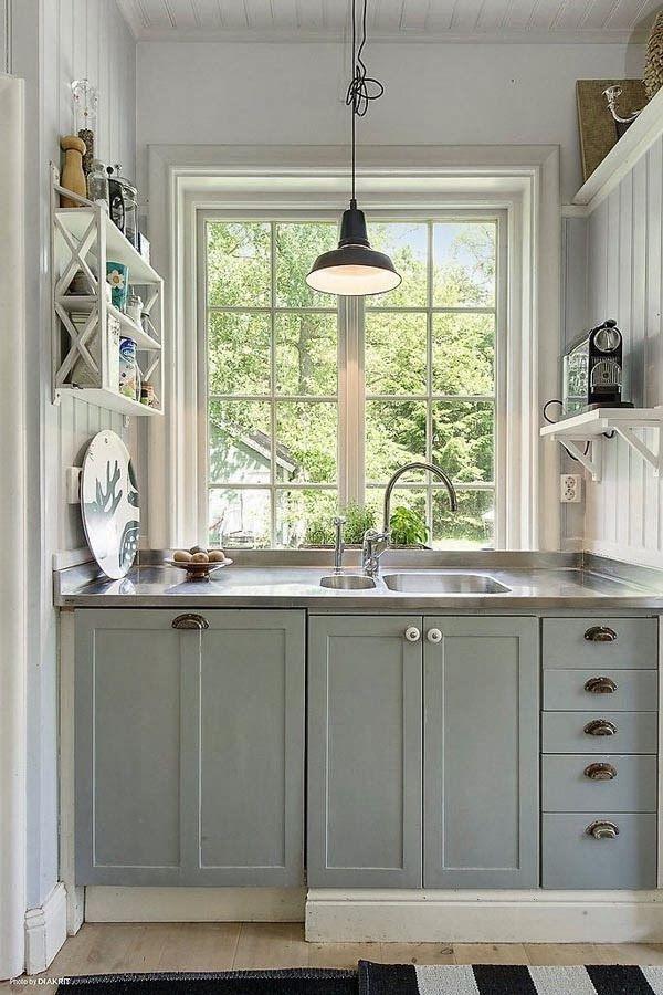 Beautiful Small Kitchens 105 best small kitchen windows images on pinterest | kitchen