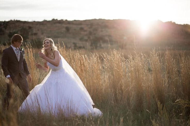 Marno and Angelique exquisite wedding, we love this shot in our African bushveld. We are passionate about weddings at Casa-lee Country Lodge in Pretoria East www.casa-lee.co.za