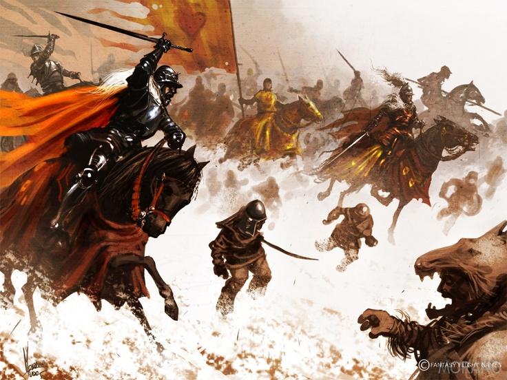 stannis baratheon's cavalry