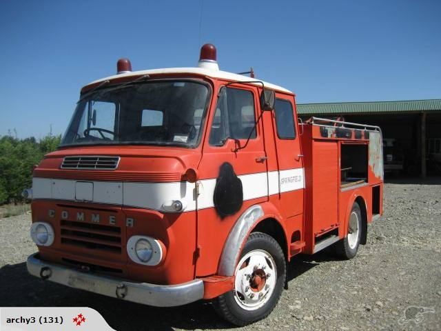Ever wanted a fire engine?
