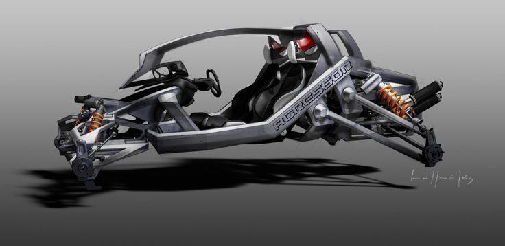 ANKHER ATV | Local Motors