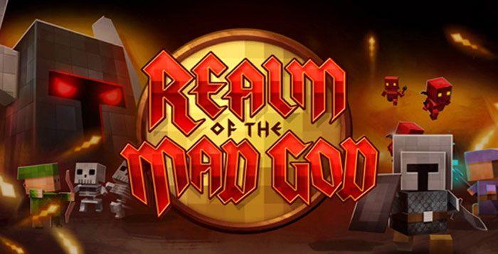 Realm of the Mad God, originale arcade RpG con grafica 8 Bit