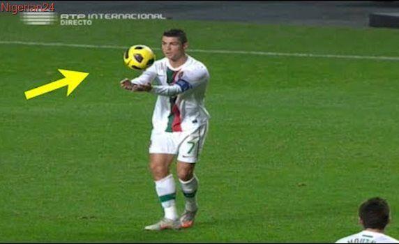 Top 5 Skills Invented by Cristiano Ronaldo