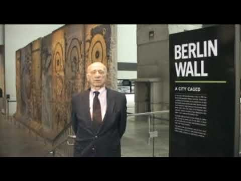 """People have been building walls for thousands of years. Most of the time, those walls were to keep the enemy out and to keep the people safe. The Berlin Wall was totally different. That was a wall to keep the people in."" Freedom Forum media consultant Gene Mater talks about the Berlin Wall's history, what it represented and its ultimate demise."
