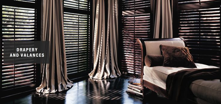 Custom Window Drapery and Valances, for sale at Superior Blinds in Litchfield Park, AZ
