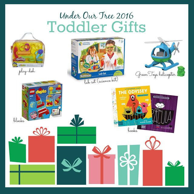 Under Our Tree 2016 toddler boy holiday gifts