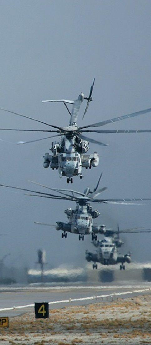 Sikorsky CH 53 E Super Stallions
