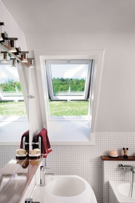 17 best images about roof windows on pinterest the o for Cleaning velux skylights