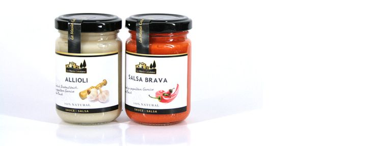 Allioli y Salsa Brava, La Masia Catalana