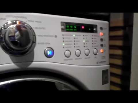 LG WM3987HW and Washer Dryer Combo Ventless, Part 2