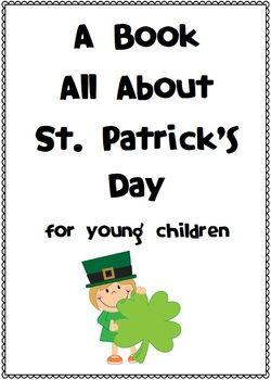 FREE St. Patrick's Day Book - customs, traditions, origins and symbols - Clever Classroom - TeachersPayTeachers.com