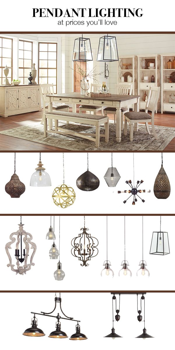Brighten Your Rooms With These Gorgeous Pendant Lights! Everything For A  Fresh Farmhouse To A