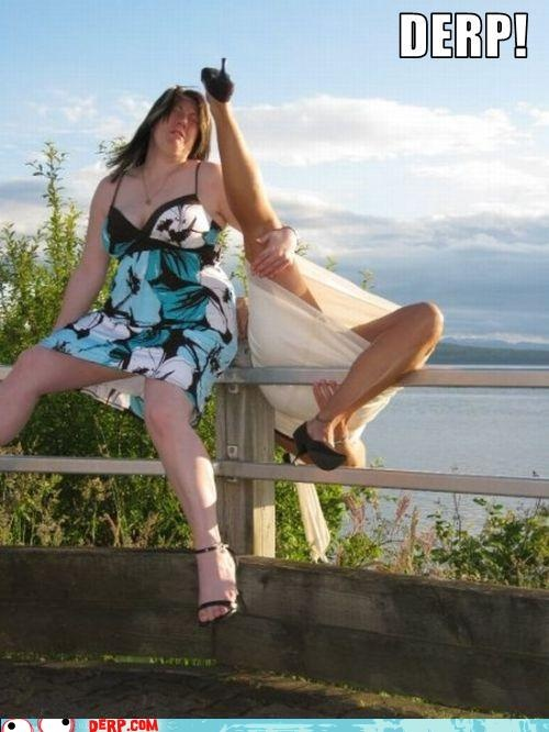 Best Herp Derp Derp Images On Pinterest Awkward Photos Funny - 32 perfectly timed photographs
