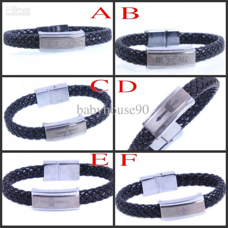 New Arrival Mens Leather Bracelets Designs Mix Silver Cuff Bracelet Hot Titanium Steel Bracelets Online with $73.52/Piece on Babyhouse90's Store   DHgate.com