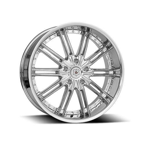 Sevizia SE-428 Wheels
