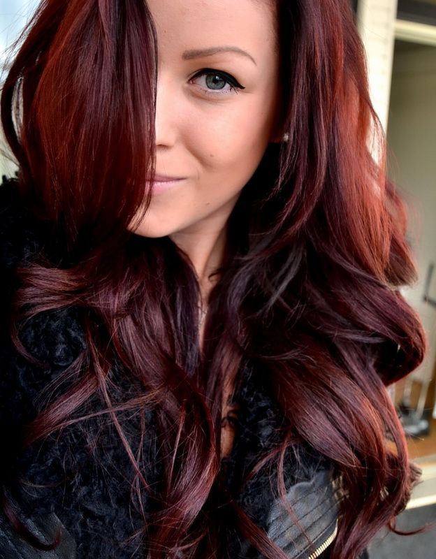 Auburn With Red Highlights | popular haircuts for women over 40 - Popular Short Hairstyles for ...