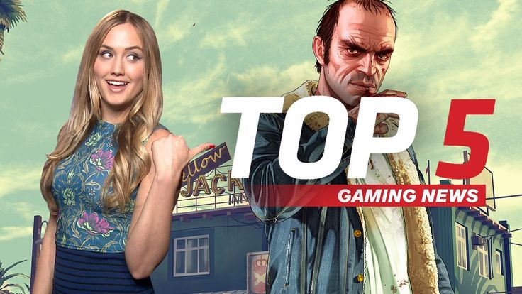 Microsoft's Xbox One E3 Details and Rockstar GTA Lawsuit It's Your Top 5 - IGN Daily Fix Microsoft's upcoming Xbox One E3 conference details Rockstar's $150 million dollar lawsuit and more in this week's biggest top 5 gaming news countdown. April 15 2016 at 09:00PM  https://www.youtube.com/user/ScottDogGaming