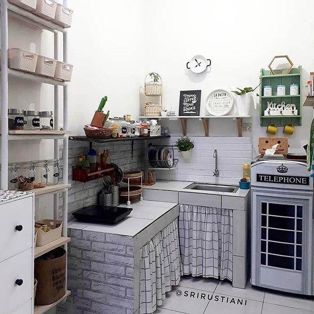 33 Attractive Small Kitchen Design Ideas In 2021 Budget Kitchen Solution Kitchen Design Small Small Kitchen Design Apartment Small Apartment Kitchen