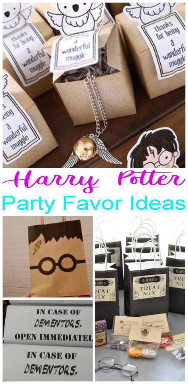 Harry Potter Party Favor Ideas Harry Potter Baby Shower Harry Potter Party Favors Harry Potter Gifts Diy