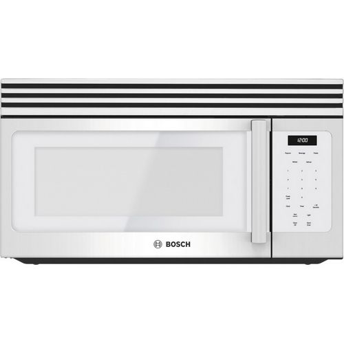 Kitchen Cabinets West Palm Beach Fl: Bosch300 SERIES1.6 Cu Ft 1000W OTR Microwave