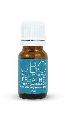 Breathe Decongestant Oil #UBOProducts