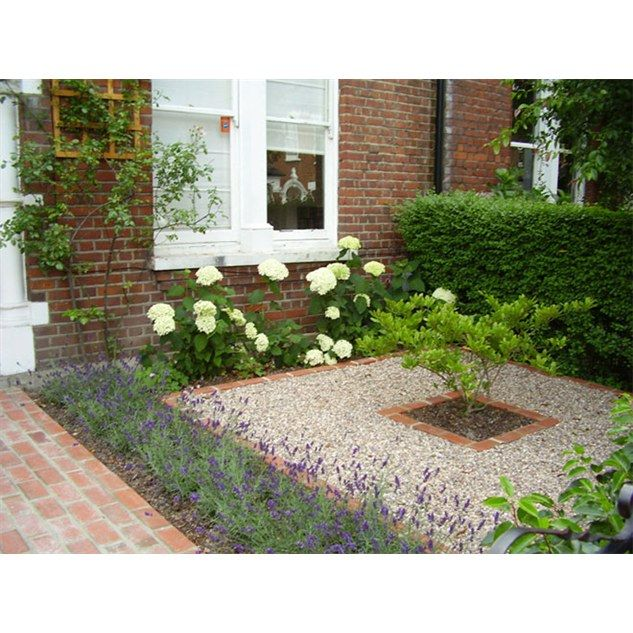 Nice small front garden house frontage ideas pinterest Small nice garden