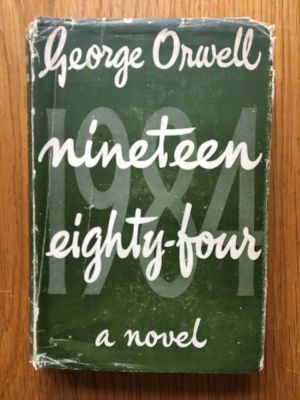Nineteen Eighty Four  - Orwell, George
