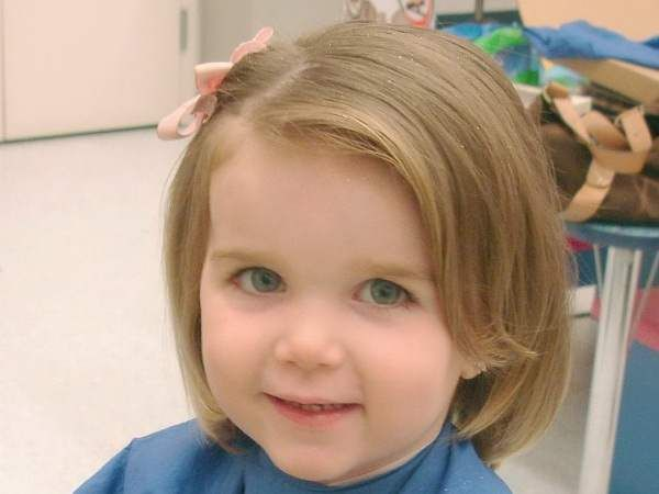 Hair Style Girl Image: Short Hairstyles For Little Girls