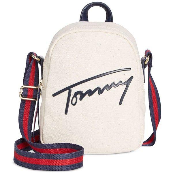 fba48826 Tommy Hilfiger Tommy Script Mini Crossbody Backpack found on ...