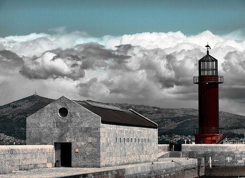 Museo del Mar. Galicia Aldo Rossi