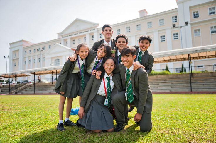 Prince of Wales Island International School