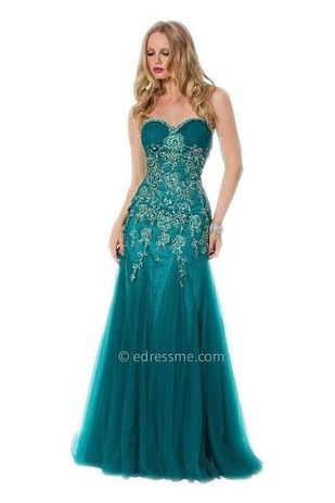 45 Fabulous Prom Dresses Inspired By Your All-Time Favorite Disney Characters (This is Merida)