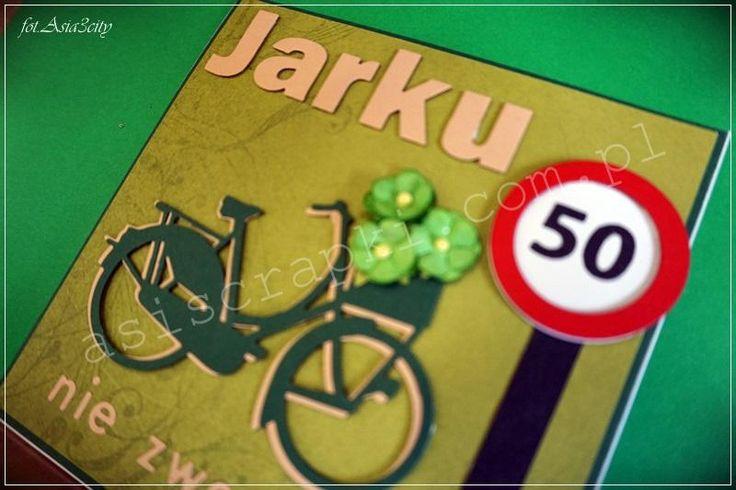 50 rowerowa – nie ograniczaj się, teraz możesz szaleć, robić to na co masz ochotę. 50 rowerowa Podobne