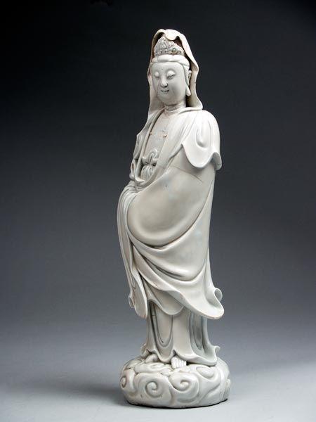 GUANYIN | Sculpture of Chinese goddess Guanyin
