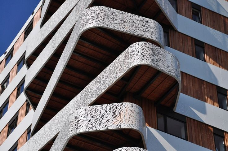 Hatert Housing by 24H architecture ➕ Nijmegen, The Netherlands