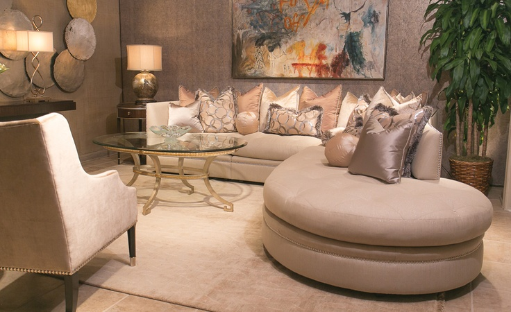 Tirbeca Sectional Marge Carson Living Room Marc Pridmore Designs Orange County Furniture
