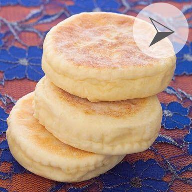 Muffins anglais et marmelade d'orange avec Cook'in - Recette
