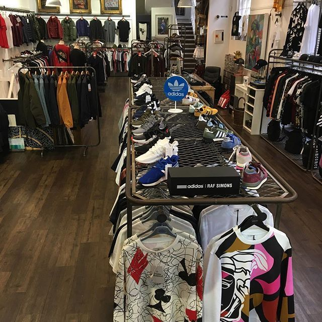 Good Sunday morning to you all we hope you had a good Saturday. If you're feeling hungover maybe some retail therapy will help cure. We're open today from 11:30am - 4:30pm. #sunday #morning #clothes #clothing #fashion #threads #sale #ss18 #footwear #creps #kicks #trainers #retailtherapy #shop #philipbrownemenswear #norwich
